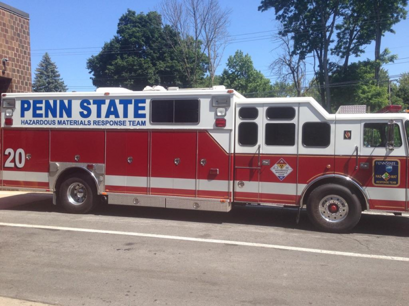 Former Rescue 36-1 Serving as Haz Mat 20